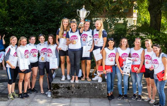 J/70 Swiss Women's Cup on Lake Zurich, Switzrland