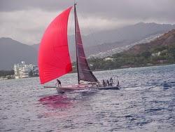 J/125 sailing Pacific Cup to Hawaii