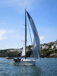 J/133 offshore sailboat- winning Morgan Cup
