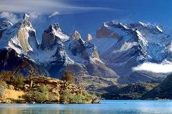 J/70s sailing Patagonia, Chile