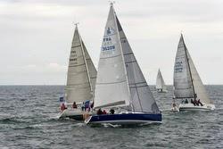 J/109 sailing Armen Race in France
