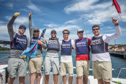 Newport Harbor YC wins J/70 YC Costa Smeralda team race