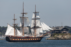 Oliver Hazard Perry in Newport