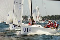 J/70 USQS sailing series