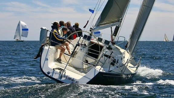 Round the Island Race- Jamestown Preview