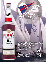 J/24 PIMMS CUP- YC Olivos, Buenos Aires, Argentina