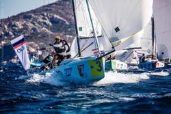 Russia's OST Legal Team sailing fast off Sardinia