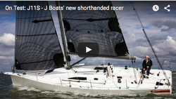 J/11S on test with Yachting World