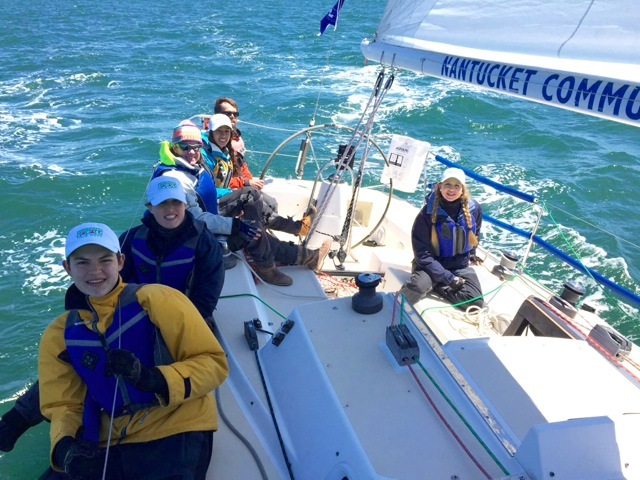 J/105 for Nantucket Community Sailing