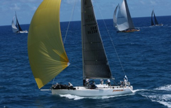 J/133 Jings sailing Rolex Middle Sea Race