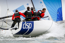 Windy Hamble Winter Series Regatta