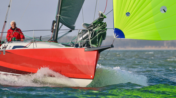Paul Heys sailing new J/99