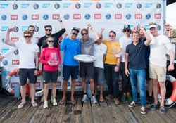 J/70 Norwegian Sailing League winners