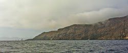 Anacapa Island- north end
