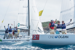 J/70 team race- Newport Harbor YC wins