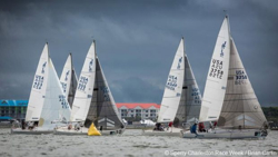 J/24 youth sailing team