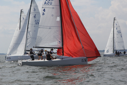 J/70 German women's team- Deutscher Touring YC