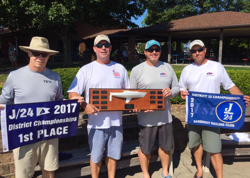 J/24 Lake Erie winners