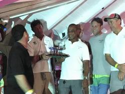 J/24 Hawkeye wins Boatyard Cup in Barbados