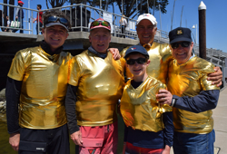 J/22 Solid Gold Dancers sailing Legends in San Francisco