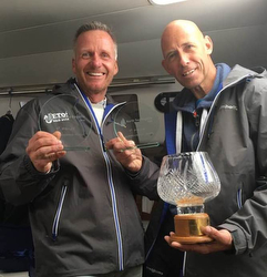 J/Doublehanded Crews Sweep North Sea Regatta!