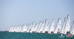 J/70s starting at World Championship- La Rochelle, France