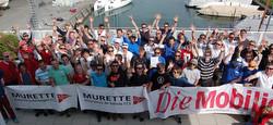 J/70 Swiss Sailing League teams