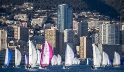 Monaco J/70 Winter Series V Preview