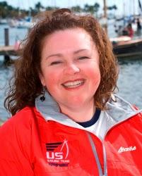 US Sailing Paralympic team member- Maureen McKinnon
