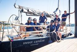 J/109 Sweet Caroline crew