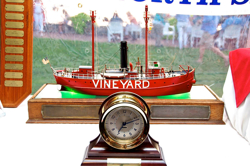 Vineyard Cup Race trophy