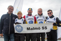 J/70 Malmo sailing team