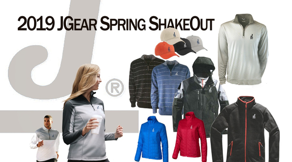 J/Gear 20% off spring special