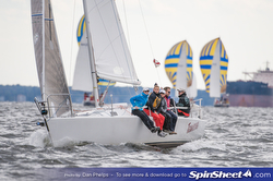 J/105s sailing Annapolis Fall Series