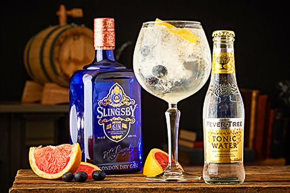 Slingsby Gin sponsors