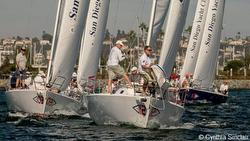 J/105 Masters in San Diego