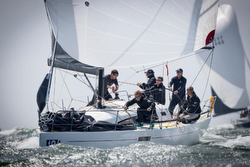 J/112E J-Lance 12 sailing worlds- champion