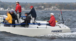 J/105 Mandata- with Terry McLaughlin as skipper