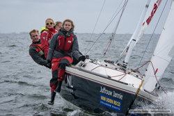 J/22 sailing Van Uden Reco in Netherlands