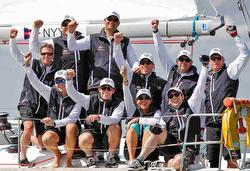 New York YC winning level-racing at Royal Yacht Squadron Bicentenary