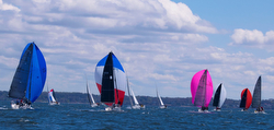 Thrilling Finales @ American YC Spring Series