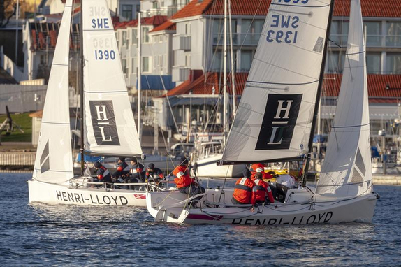 KSSS Repeats as Swedish Sailing League Champion