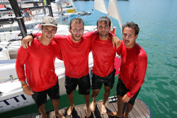 J/70 Italy sailing league winners