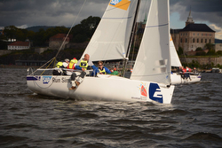 J/70 sailing league- Norway
