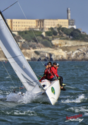 J/70 Japan- Petit Star at San Francisco Rolex Big Boat Series
