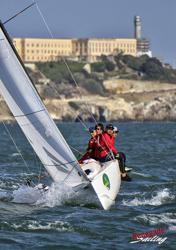 J/70 Japan- Petit Star at San Francisco Rolex Big Boat Series