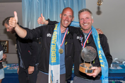 North Sea Doublehanded winners- Verhoef & van der Starre