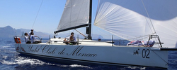 J/111 Majic 2 wins Palermo Monte Carlo offshore sailboat Race