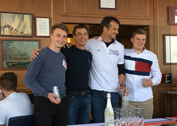 J/70 winners- Hamburg, Germany