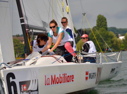 J/70 Swiss sailing league- Zurich
